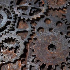 Antique Kitchen Cabinets For Sale Used Craigslist Vintage Industrial Gears - Furniture