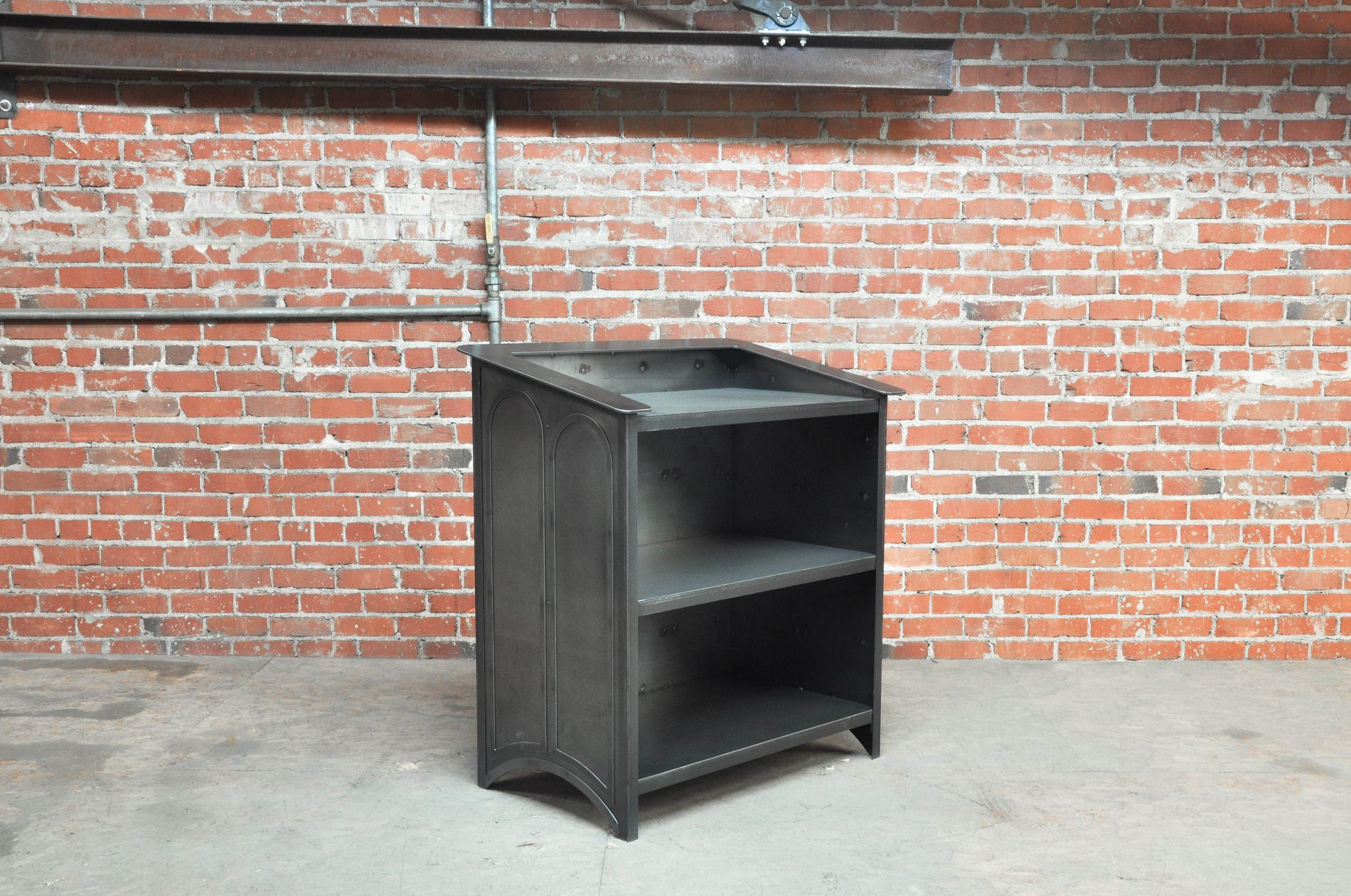kitchen islands clearance cabinet ideas 42 hostess stand – vintage industrial furniture