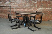 Hure Dining Table  Vintage Industrial Furniture
