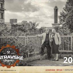Kalendář Ostravské vzpomínky