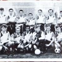 Футбольная команда Петрикова  (63retro)