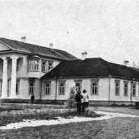 Усадьба Кеневичей в д. Бринев Петриковского района (78retro)