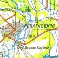 В древние времена Рай размещался в Копаткевичах