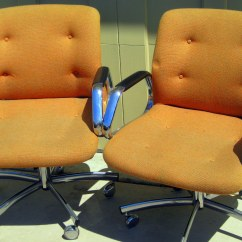 Steelcase Vintage Chair Revolving Repair In Coimbatore Office Refurbish Retrorefit The