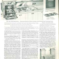 St Charles Steel Kitchen Cabinets Modern Table Sets 1958 Sears And More - 32 Page Catalog ...