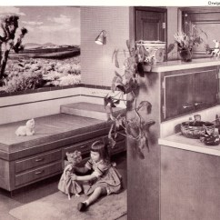 Wood Mode Kitchens Lg Kitchen Appliances From 1961 Slide Show Of 15 Photos Retro Vintage Cabinets