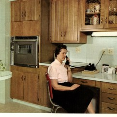 Wood Mode Kitchen Cabinets How To Paint White Without Sanding Kitchens From 1961 Slide Show Of 15 Photos Retro Enjoy The These Are Also Great Fun Scrutinize For Design Ideas And Accessories Vintage