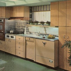 St Charles Steel Kitchen Cabinets Small White Island Decorating A 1960s - 21 Photos With Even More ...