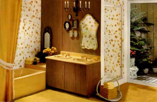 6 interiors with great ideas from the late 1960s  Retro