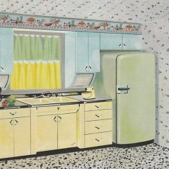 Metal Kitchen Cabinet Outdoor Summer Ideas 13 Pages Of Youngstown Cabinets Retro Renovation