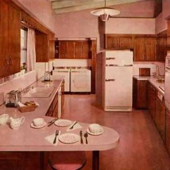 Youngstown Kitchen Cabinets Where To Buy 61 Mamie Pink Kitchens: