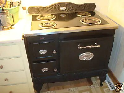 sears kitchen samsung appliance bundle country stove today s ebay pick retro renovation this