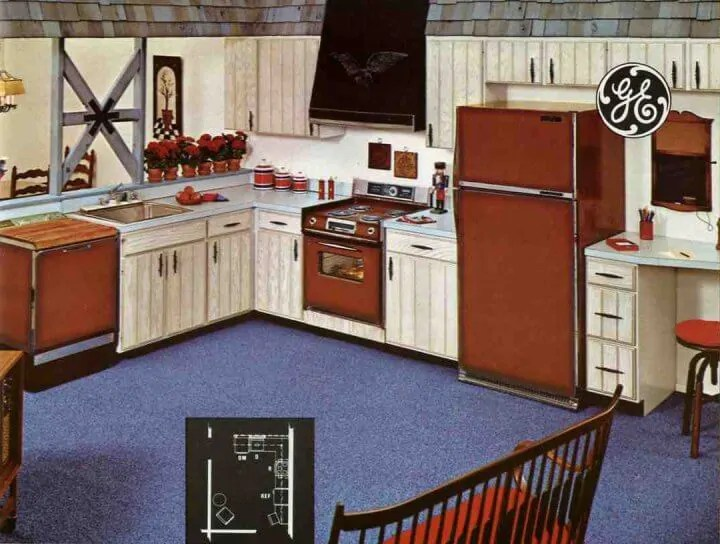 st charles steel kitchen cabinets cheap accessories - history, design and faq retro ...