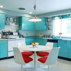 Metal Cabinets Kitchen Pots And Pans Steel History Design Faq Retro Renovation Geneva Kitchens