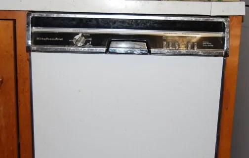 kitchen aid dishwashers islands bar stools classic kitchenaid dishwasher retro renovation