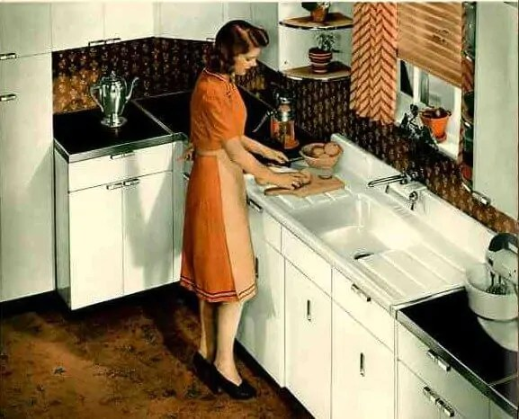 kitchen cabinets pittsburgh portable island with stools steel kitchens archives - retro renovation