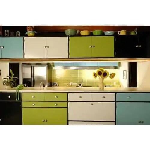 Stevens Mondrian kitchen  Retro Renovation