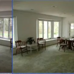 How Much To Carpet A Living Room Yellow And Gray Decor Rebecca Keith's 1961 Split Level House - Retro Renovation