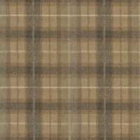 Natural plaid wool carpet in four colors from Axminster ...