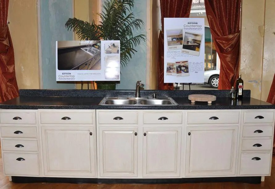 Repaint Your Kitchen Cabinets Without Stripping Or Sanding With