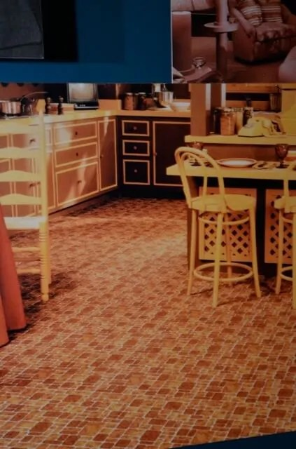 kitchen carpet retro appliance wall to carpeting history from the 1950s today an photo of printed
