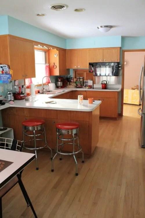 Kates 771 kitchen remodel  she shares her DIY lessons