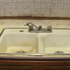 Replacing A Kitchen Sink Hardware Bonnie Jo Campbell Updates Her 'swamp House' - And ...