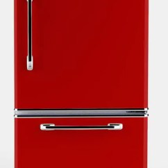 Big Lots Kitchen Appliances Discount Granite Countertops Red Refrigerators - 10 Places To Buy One Retro Renovation