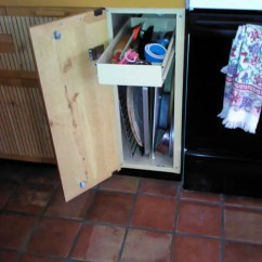 Craigslist Kitchen Cabinets Butcher Block Tables 1978 St. Charles With Groovy Grooved Wood Doors ...