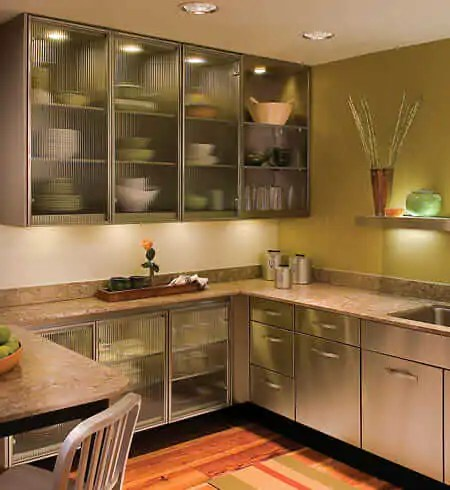 Viking Discontinues St Charles Steel Kitchen Cabinet