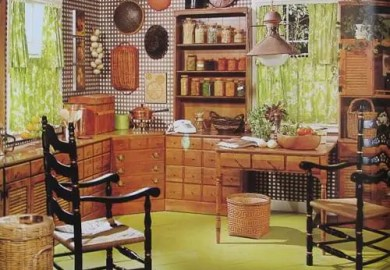 Vintage 1970s Ethan Allen Furniture