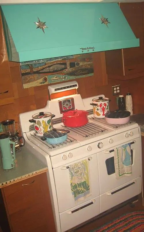 retro kitchen stoves round tables for sale american beauties: 25 vintage and refrigerators ...
