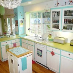 Inexpensive Countertops For Kitchens Lighting Pendants Kitchen Islands Lora's Vintage Style Makeover - Inspired By A ...