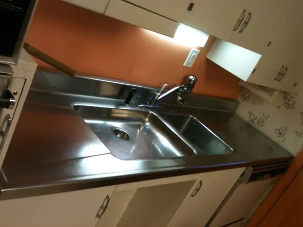 kitchen sinks with drainboards nutone exhaust fans wall mount 14 rare vintage spotted in 6 years of ...