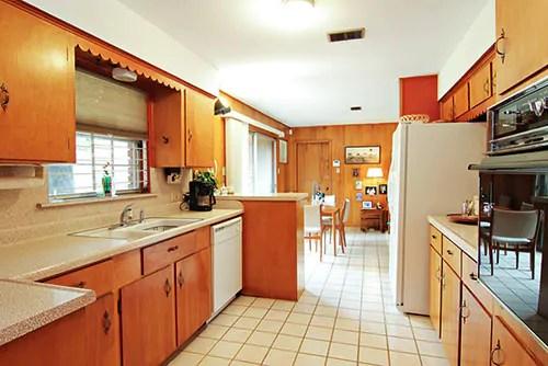 Galley Kitchen Update Ideas