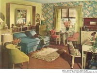 1940s decor - 32 pages of designs and ideas from 1944 ...