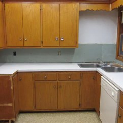 Kitchen Wood Cabinets Ikea Island For Sale 5 Ideas To Repaint Rebecca S Faded Retro