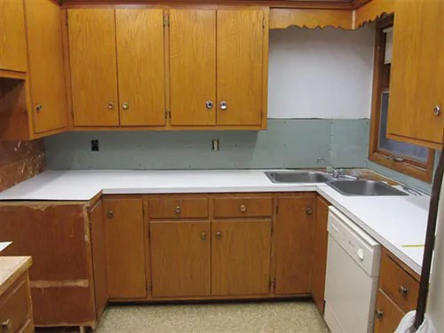 Image Result For What Color Should I Paint My Kitchen With White Cabinets