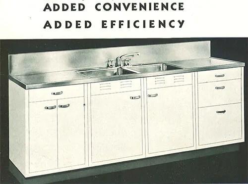 Whitehead Steel Kitchen Cabinets