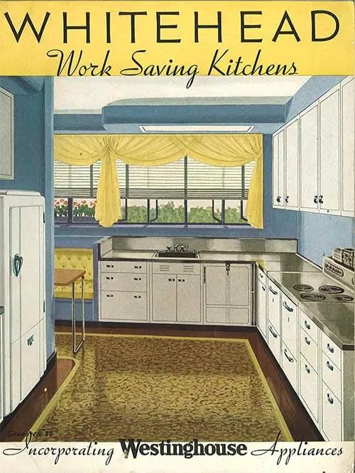 Whitehead steel kitchen cabinets  20page catalog from