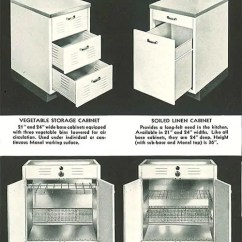 Kitchen Cabinet Shelf Inserts Islands With Stools Whitehead Steel Cabinets - 20-page Catalog From ...
