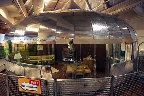Dymaxion House By Buckminster Fuller See It At The Henry