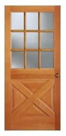 Colonial style front doors for mid century houses - Five ...