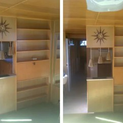 Kitchen Cabinets For Sale Craigslist Updates 1958 Victor Mid Century Mobile Home With Time Capsule ...