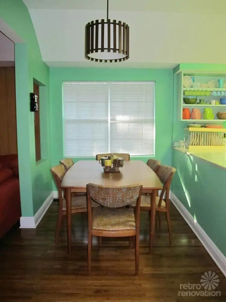 youngstown kitchen cabinets lights harmonizing midcentury modern paint colors - ashley wants ...