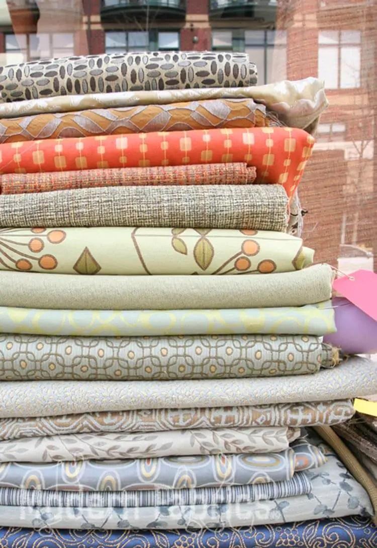 Mid Century Modern And Retro Upholstery Fabrics At