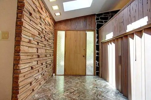 Dramatic 1959 split level time capsule house in same family for 55 years  55 photos  Retro