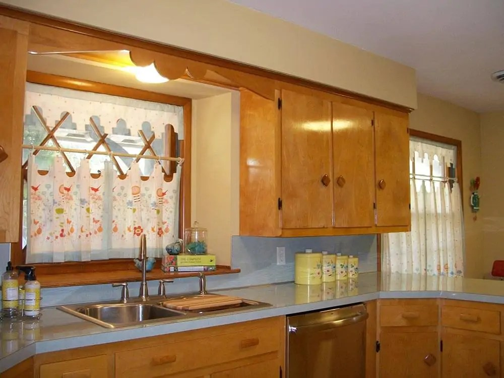 vintage kitchen cabinets for sale hotels with in los angeles a family rebuilds and restores 1953 to its ...