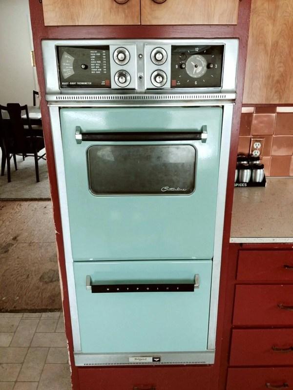 Vintage Kitchen Wall Ovens