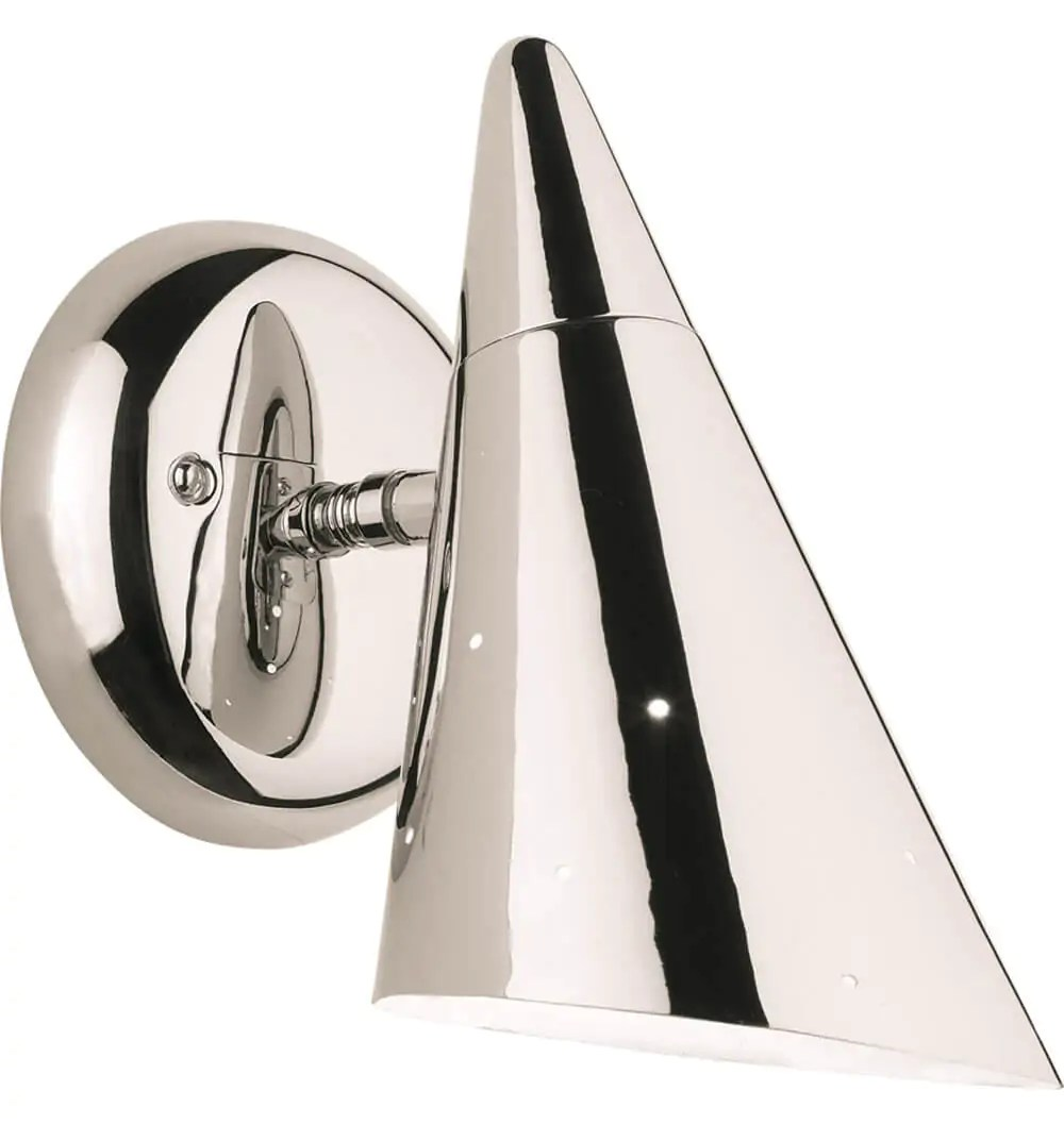 modern wall sconces living room next furniture where to buy cone lights, starting at $50 - five places ...